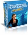 Internet Business Plans Exposed - Volume 1 MRR Software