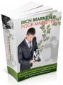 Rich Marketer, Poor Marketer PLR Ebook