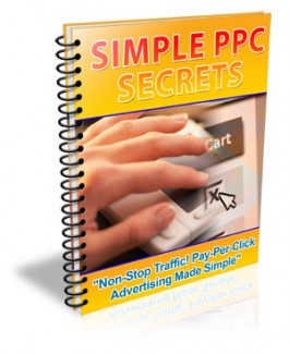 Simple Ppc Secrets PLR Ebook