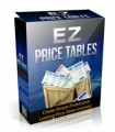 EZ Price Tables Plugin Personal Use Script