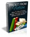 Profit From Fiction Personal Use Ebook