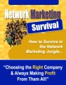 Network Marketing Survival PLR Ebook