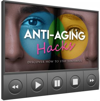 Anti-aging Hacks Video Upgrade MRR Video With Audio