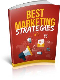 Best Marketing Strategies MRR Ebook
