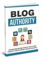 Blog Authority MRR Ebook