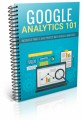 Google Analytics 101 PLR Ebook