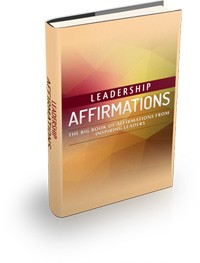 Leadership Affirmations MRR Ebook