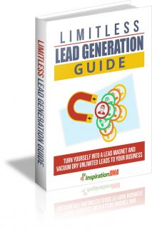 Limitless Lead Generation Guide MRR Ebook