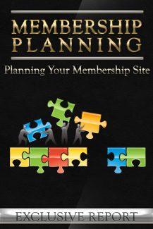 Membership Planning MRR Ebook