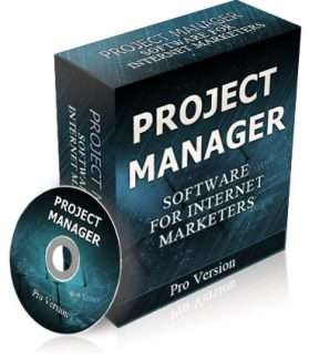 Project Manager PLR Software