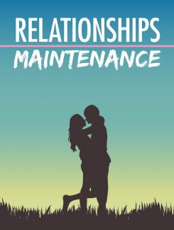 Relationships Maintenance MRR Ebook