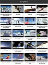 Skiing Instant Mobile Video Site MRR Software
