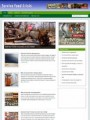 Survive Food Crisis Blog Personal Use Template With Video