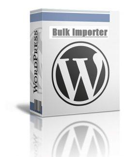 Wp Bulk Article Importer Plugin PLR Software