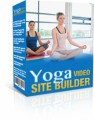 Yoga Video Site Builder MRR Software