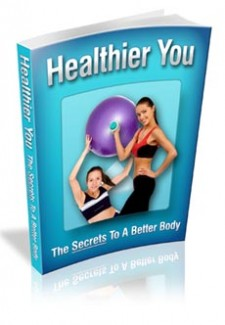 Healthier You MRR Ebook