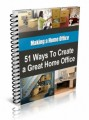 51 Ways To Create A Great Home Office Resale Rights Ebook