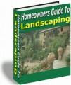 Homeowners Guide To Landscaping Resale Rights Ebook