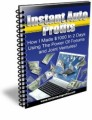 Instant Auto Profits - The Power Of Forums And Joint ...