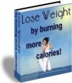 Lose Weight By Burning More Calories PLR Ebook