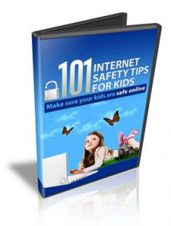 101 Internet Safety Tips For Kids Personal Use Ebook With Audio & Video