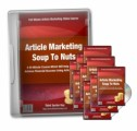 Article Marketing Soup To Nuts Mrr Video