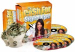 Cash For Sign Ups Resale Rights Video