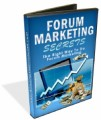 Forum Marketing Secrets Mrr Video