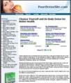 Detox Website PLR Template