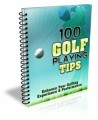 100 Golf Playing Tips Give Away Rights Ebook