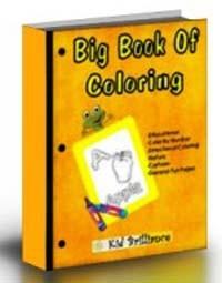 Big Book Of Coloring MRR Ebook