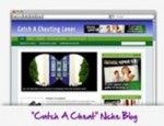 Catch A Cheat Blog Personal Use Template With Video