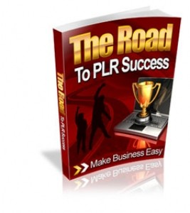 The Road To PLR Success Mrr Ebook