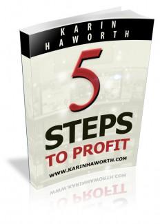 5 Steps To Profit MRR Ebook