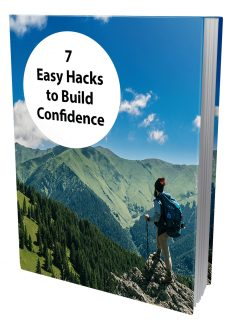 7 Easy Hacks To Build Confidence MRR Ebook With Audio