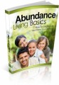 Abundance Living Basics Give Away Rights Ebook