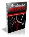 Accelerated Profits PLR Ebook