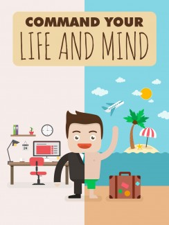 Command Your Life And Mind MRR Ebook