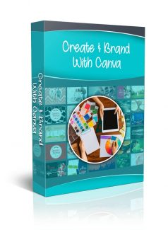 Create & Brand With Canva Personal Use Video With Audio