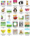 Easter Vector Images PLR Graphic