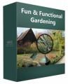 Fun And Functional Gardening PLR Ebook