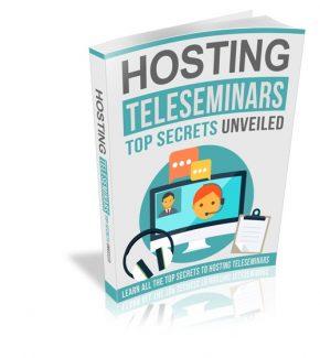 Hosting Teleseminars Resale Rights Ebook