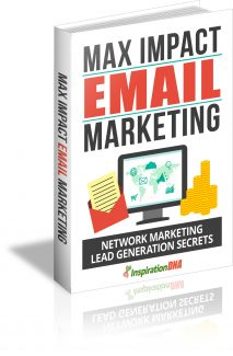 Max Impact Email Marketing MRR Ebook