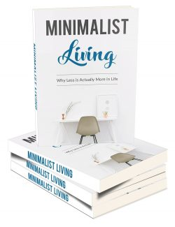 Minimalist Living MRR Ebook