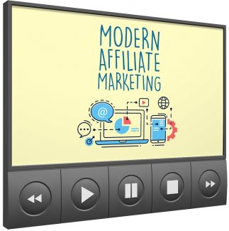 Modern Affiliate Marketing Upgrade PLR Video With Audio