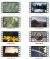 Nature Stock Videos Three – V2 MRR Video