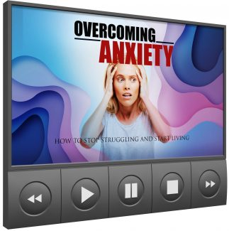 Overcoming Anxiety Video Upgrade MRR Video With Audio