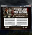 Plr Cash Machine Resale Rights Software