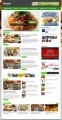 Restaurant Niche Blog Personal Use Template