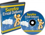 Surefire Email Delivery PLR Video With Audio & Video
